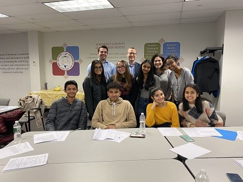 Levinson Axelrod Attorneys Lead Local Students in Mock Trial
